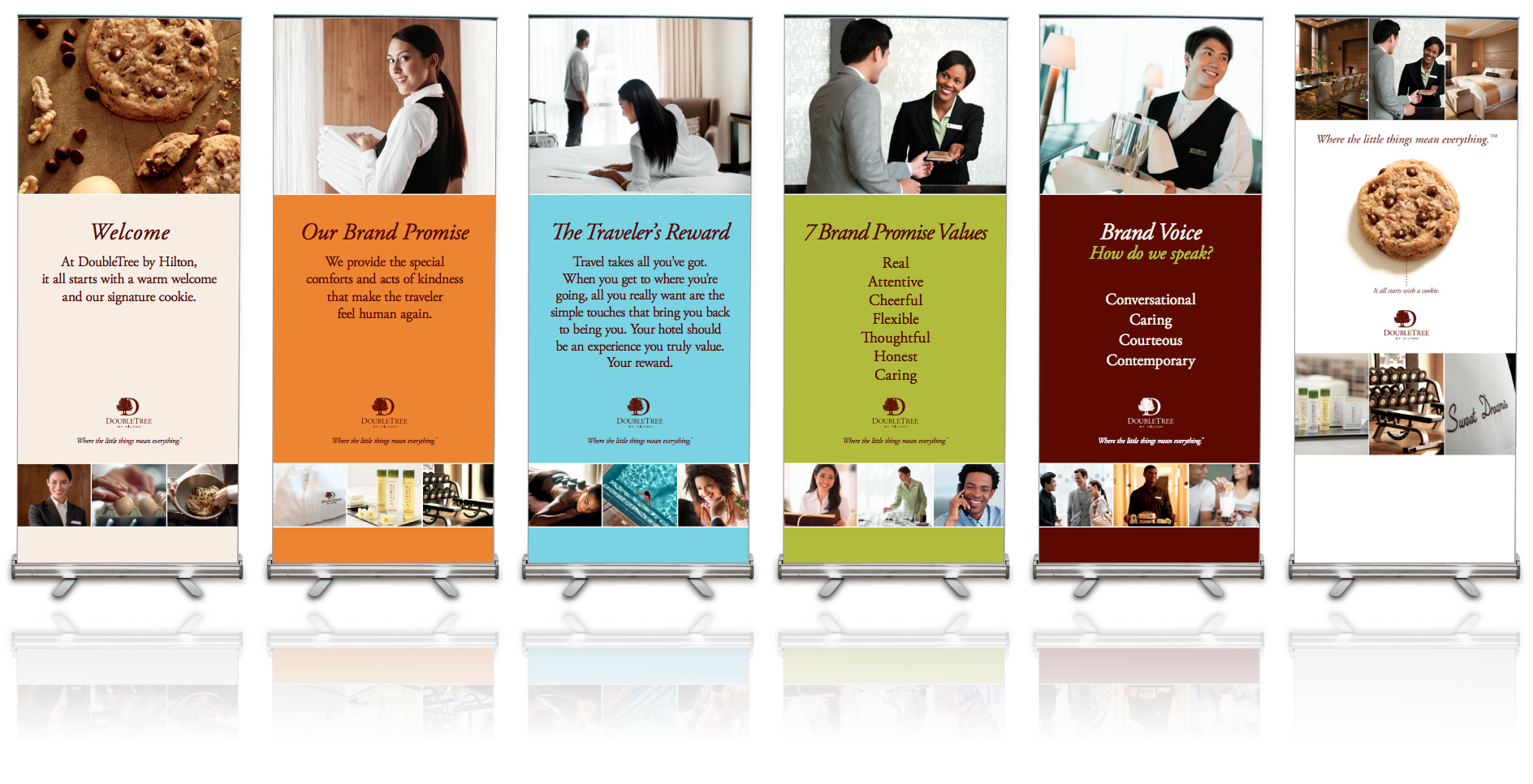 Hotel Welcome Banners Kid School Banners